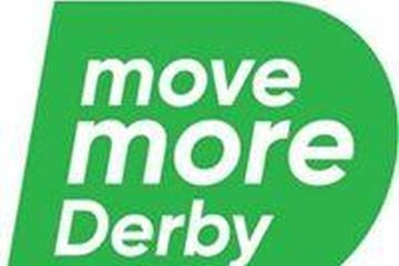 Move More Derby Logo